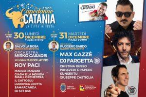 Capodanno Catania 2020